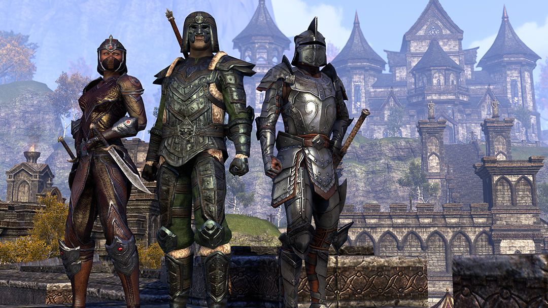 7 Things You Need to Know about The Elder Scrolls Online: Tamriel Unlimited