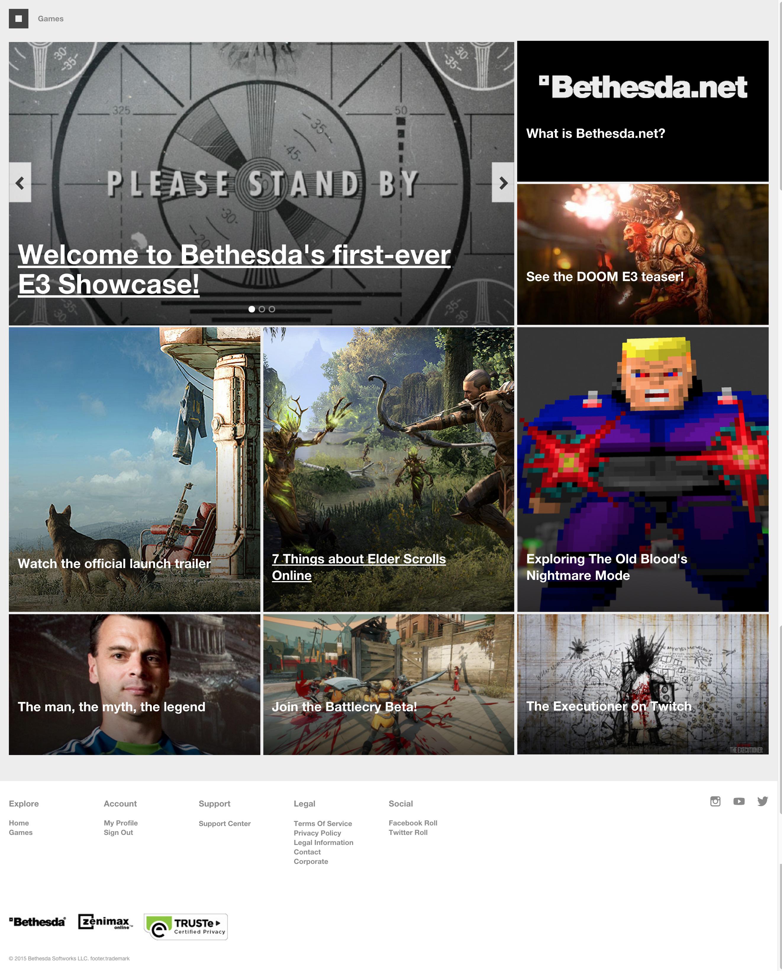 Bethesdanet_dashboard