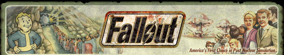 Fallout - America's First Choice in Post Nu