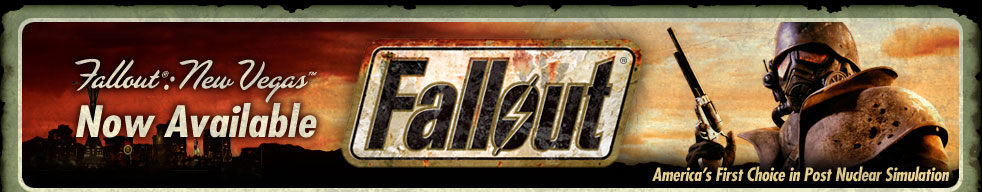 Fallout - America&rsquo;s First Choice in Post Nuclear Simulation
