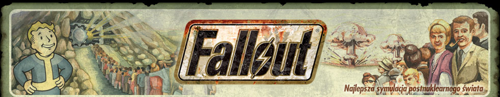 Fallout - America's First Choice in Post Nuclear Simulation