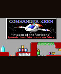 Commander Keen (Invasions of the Vorticons Trilogy) boxshot