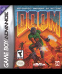 Doom -- GameBoy Advance boxshot