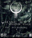 Quake II Mission Pack -- The Reckoning boxshot