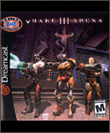 QUAKE III Arena - Dreamcast boxshot