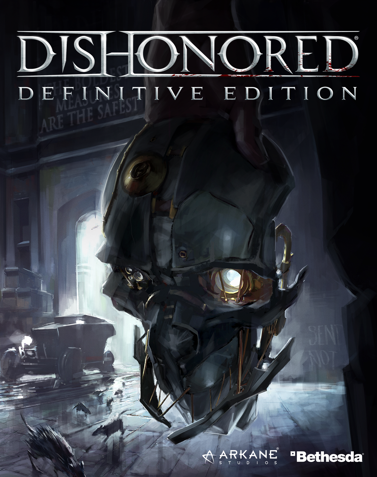 Dishonored Definitive Edition Key Art