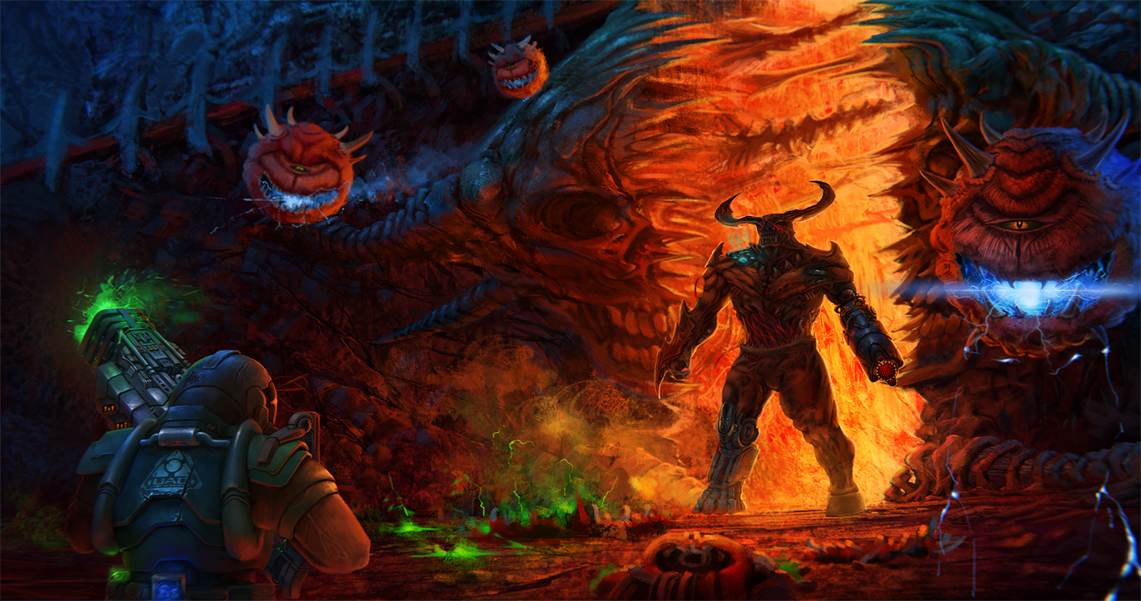 doom_guy_invasion_by_tacihon-d87ytvg